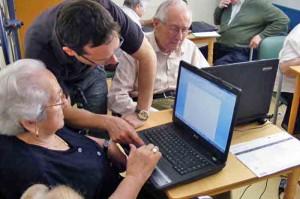 Informática en Residencia de Mayores Ntra. Sra. del Pilar de Collado