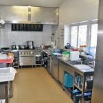 Cocinas en Residencia de Mayores Ntra. Sra. del Pilar de Collado