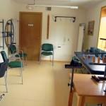 Sala de terapia en Dormitorios completos dobles en Residencia de Mayores Ntra. Sra. del Pilar de Collado