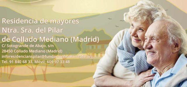 Por el cuidado de los mayores en Madrid