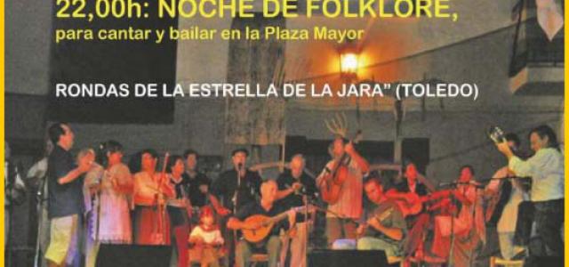 Noche de folklore