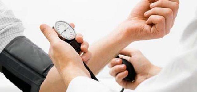 Protocolo tensión arterial