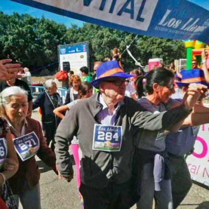Quinta Milla Solidaria del Mayor