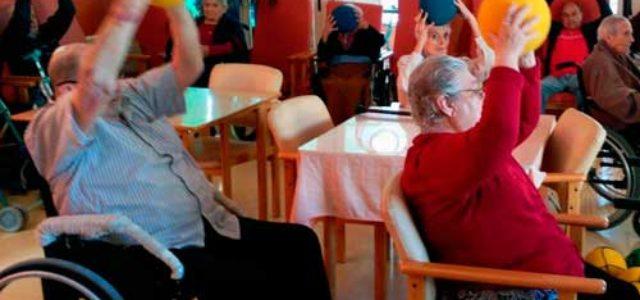 Inmovilismo en ancianos
