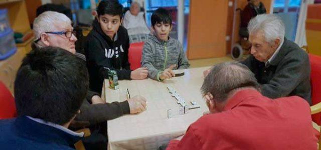 Nos visitan jóvenes de Alpedrete