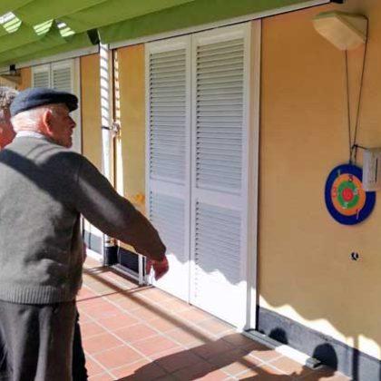 Actividades al aire libre para los mayores