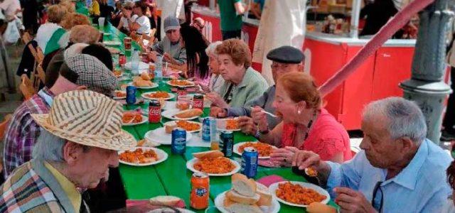 En las fiestas de Alpedrete