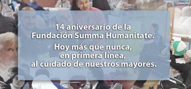 14 aniversario de la Fundación Summa Humanitate.