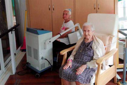 Fisioterapia Analítica en la residencia de Collado